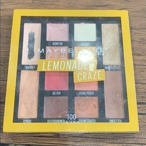 Maybelline Lemonade Craze eyeshadow